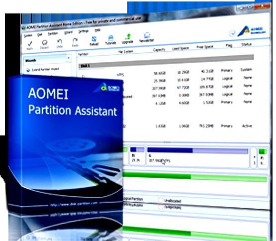 Aomei partition assistant pro edition 4. 0 crack.