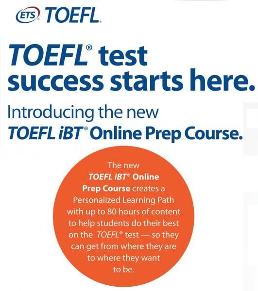 Toefl Ibt Online Preparation Course