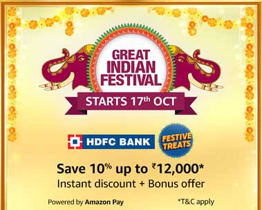 GreatIndiaFestivalSale